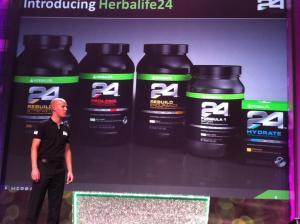 Dr John introducing HLF24