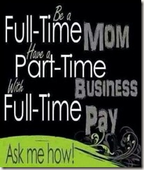 Be a Full time mom